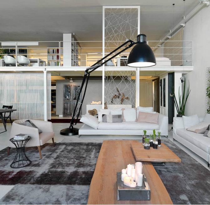 Modern Floor Lamps Design Tips Ideas For Using In A Loft To
