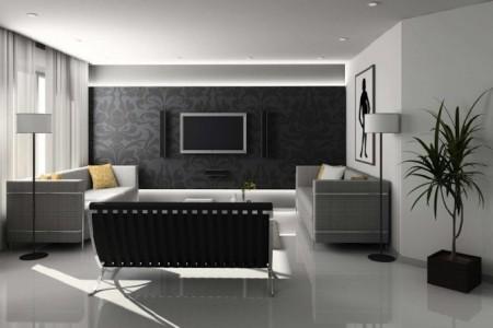white floor lamps