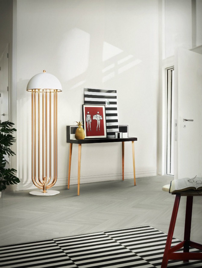 mid century Modern Floor Lamps for your living room designs floor lamps Mid-Century Modern Floor Lamps for your Living Room Designs Modern Floor Lamps for your living room designs turner