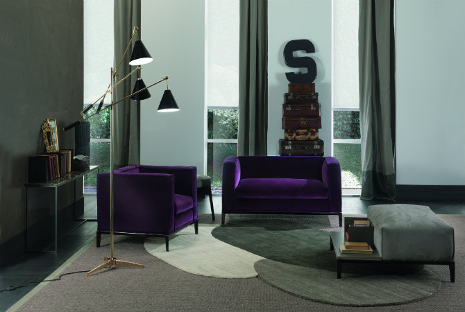 Ways to transform your home with Sinatra Floor Lamp