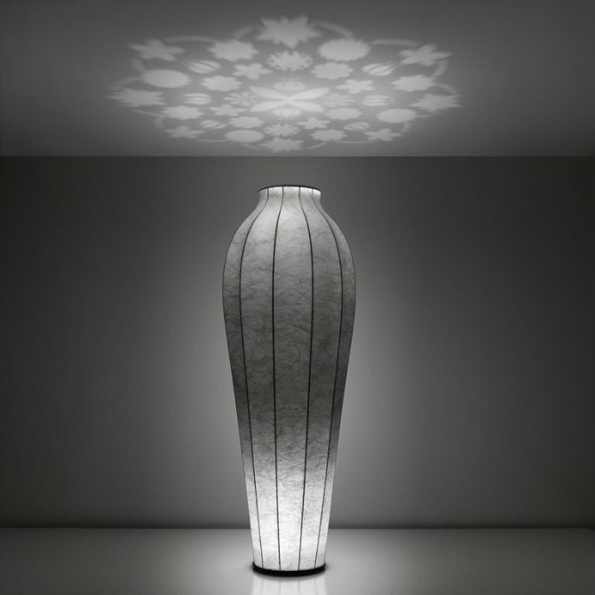 Iconic Standing lamps designed by Flos Chrysalis by Marcel Wanders