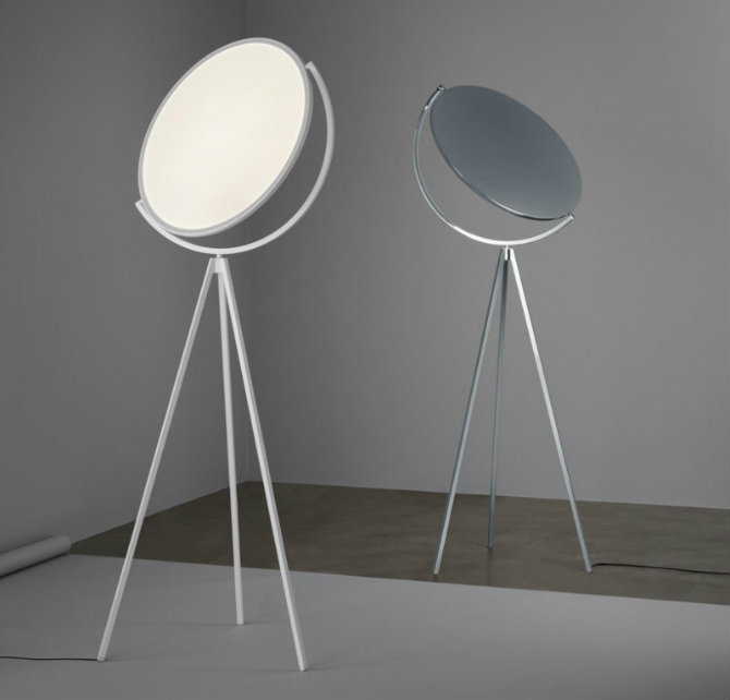 iconic floor lamps designed by flos
