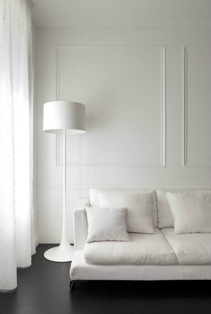 Iconic Floor lamps designed by Flos Spun white floor lamp by Sebastian Wrong floor lamps 10 modern white floor lamps Iconic Floor lamps designed by Flos Spun white floor lamp by Sebastian Wrong