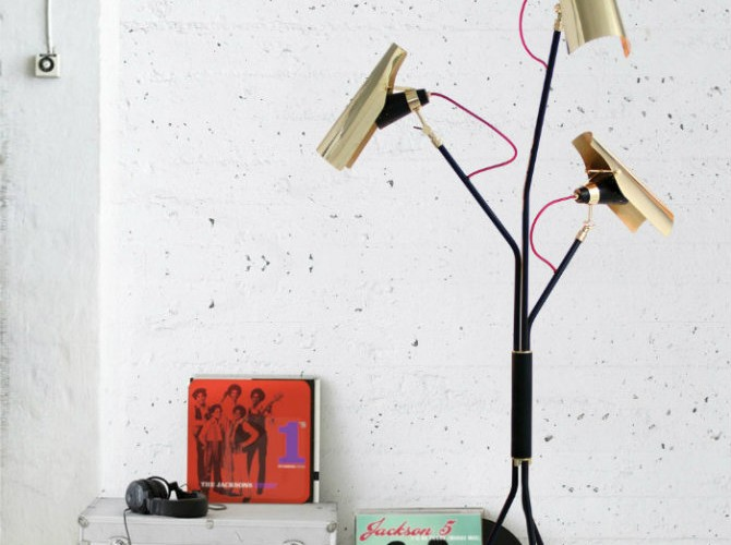Jackson Floor Lamp delightfull
