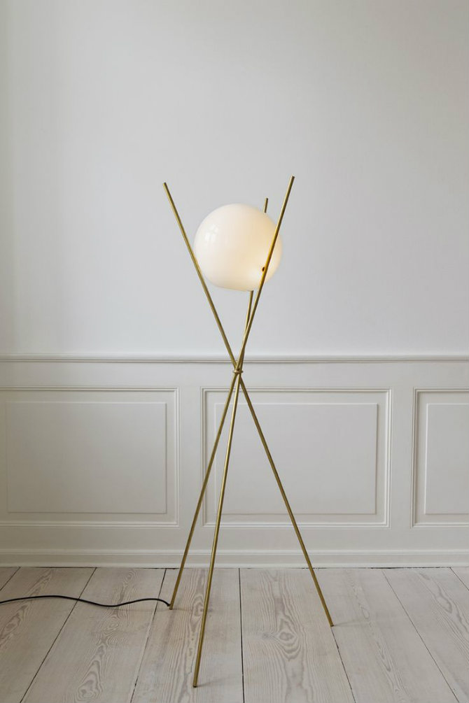 Michael Anastassiades floor lamps 10 modern white floor lamps Michael Anastassiades