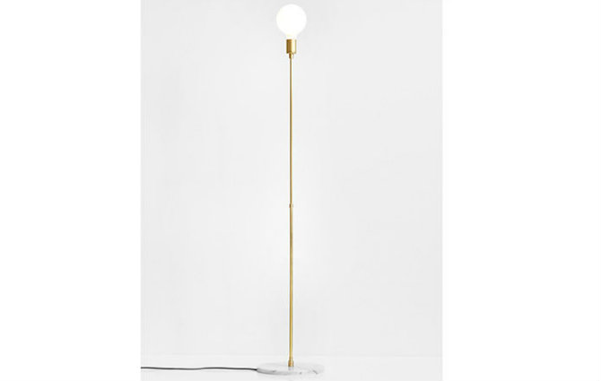 Mid-century modern flamps by Lambert et Fils luna floor floor lamps Floor Lamps with Marble Base Mid century modern floor lamps by Lambert et Fils luna floor