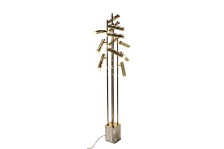 Modern Floor Lamps Cypres floor lamp by Brabbu