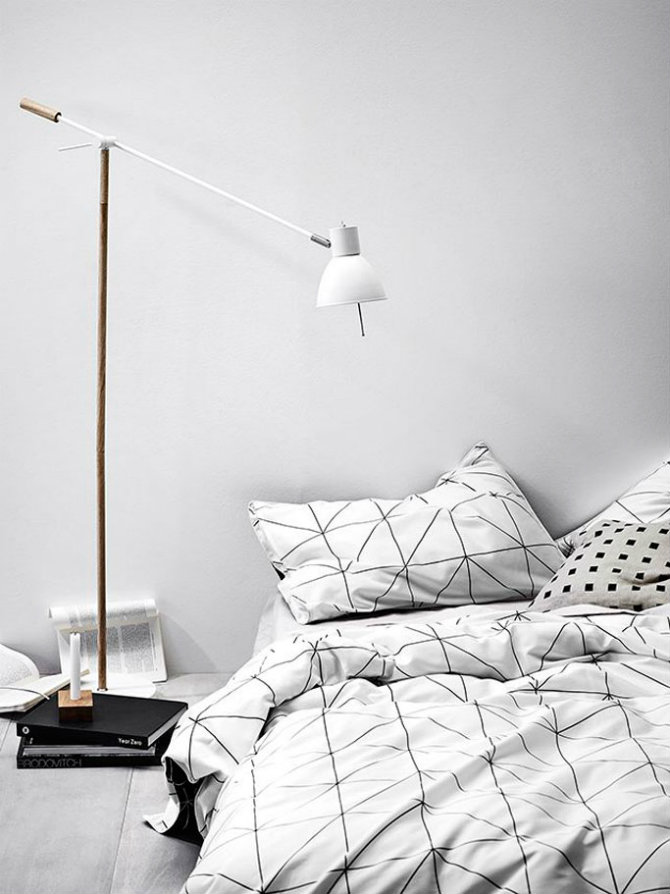Modern floor lamps to use in a bedroom Modern Floor Lamps Scandinavian Design: 10 Modern Floor Lamps Ideas Modern floor lamps to use in a bedroom