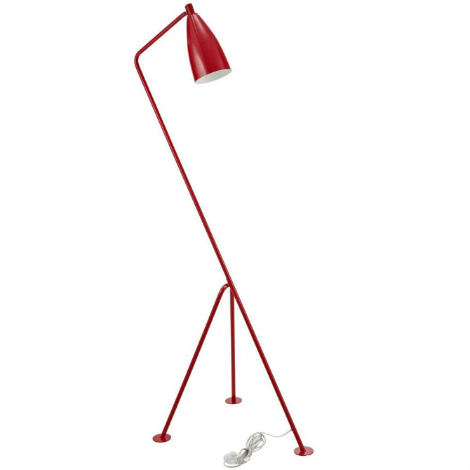 red standing lamps for your home designs Askance Floor Lamp floor lamps Red Floor lamps for your home designs Red Floor lamps for your home designs Askance Floor Lamp