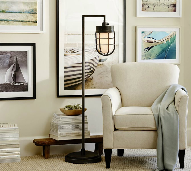 Use standing Lamps in a Reading Corner  Floor Lamps Use Floor Lamps in a Reading Corner Use Floor Lamps in a Reading Corner 8