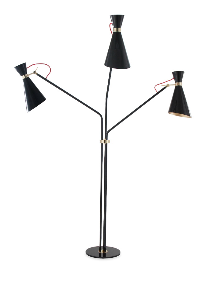 10 Stilnovo Floor Lamps for the perfect home design floor lamps 10 Stilnovo Floor Lamps for the perfect home design delightfull simone 02