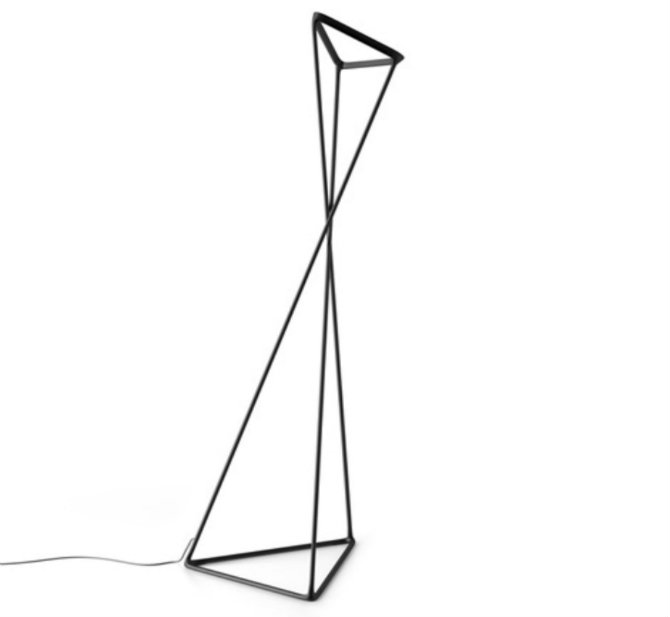 10 floor lamps in led to buy right now Led Floor Lamp TANGO Luceplan