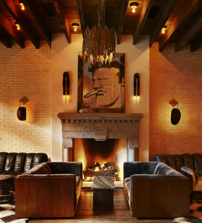 Best projects in the hospitality industry using statement lighting The Ludlow Hotel NYC lobby hospitality industry Best projects in the hospitality industry using statement lighting Best projects in the hospitality industry using statement lighting The Ludlow Hotel NYC lobby