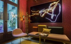 5 floor lamps inspirations from hotel designs