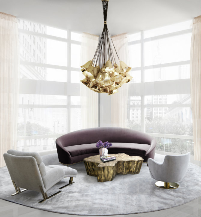 Incredible Living Room Designs Using Floor Lamps 2 Modern