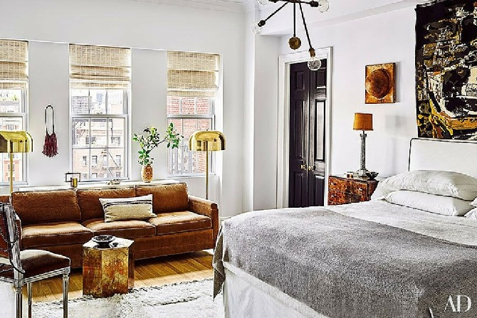 Nate Berkus Interior Design Projects Using Floor Lamps