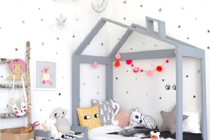 The Perfect Lighting Designs for Kids Bedrooms 1