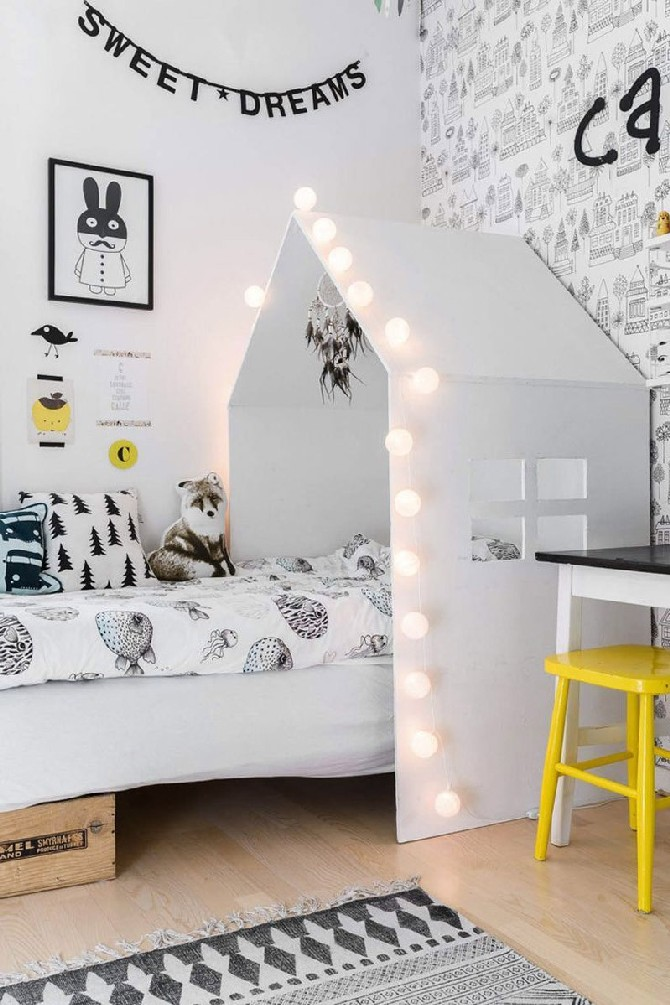 Kids Room Design: The Perfect Lighting Designs For Kids Bedrooms