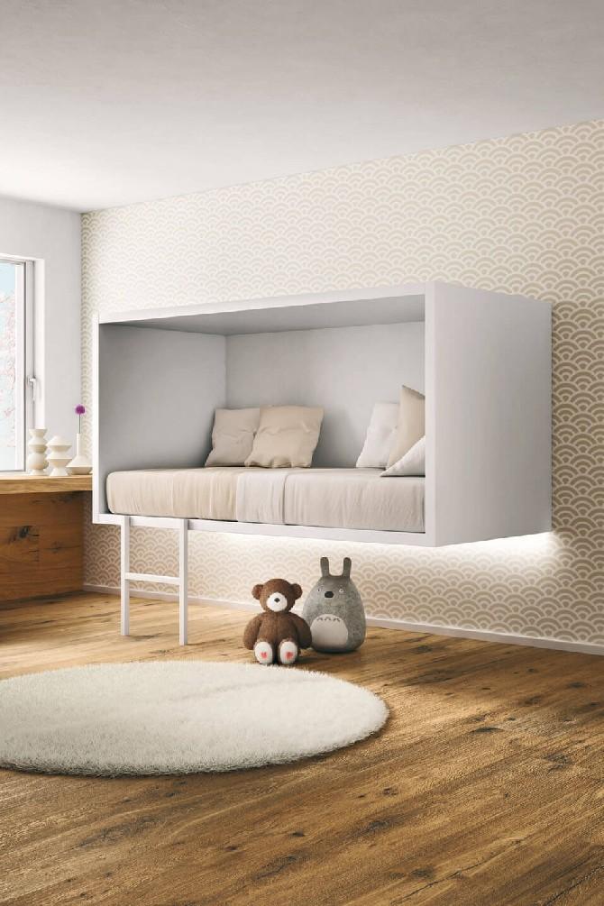 -The Perfect Lighting Designs for Kid's Bedrooms LAGO presenta la linea KIDS & YOUNG