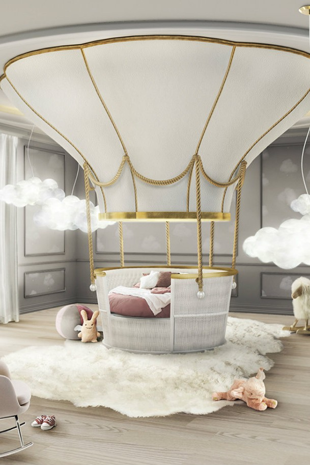 The Perfect Lighting Designs for Kids Bedrooms circu