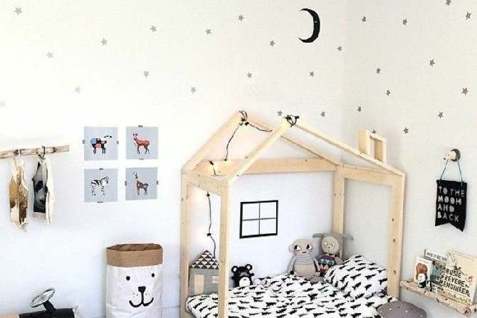 The Perfect Lighting Designs for Kid's Bedrooms
