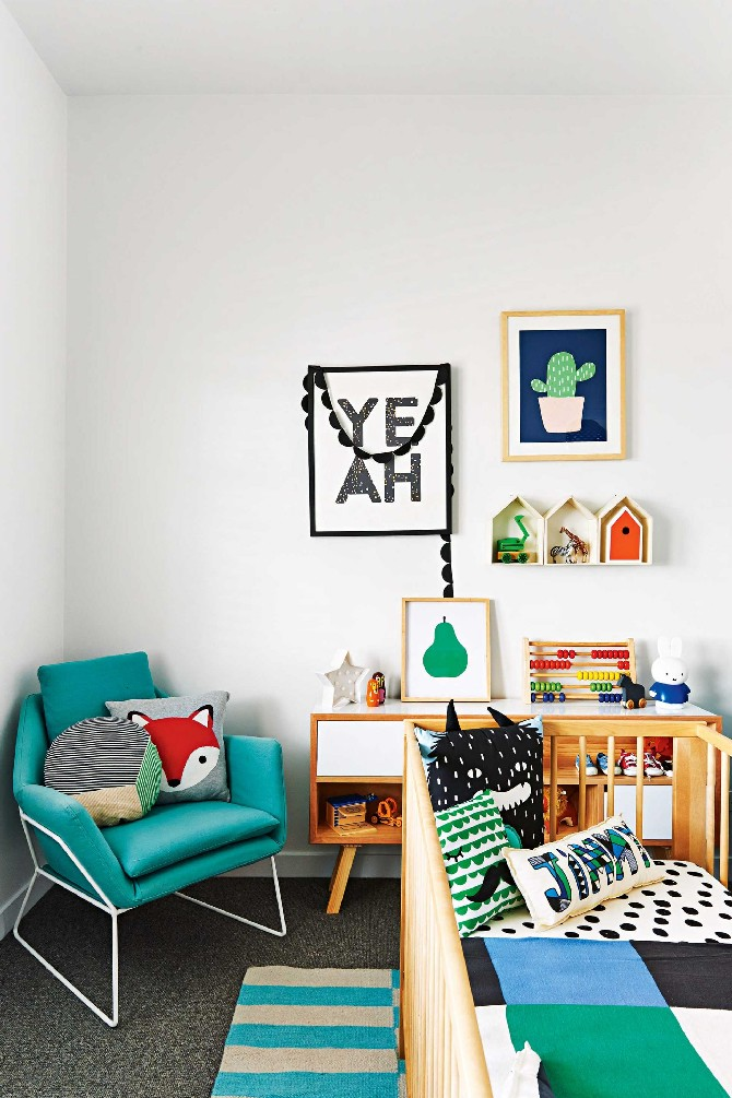 The Perfect Lighting Designs for Kid's Bedrooms6