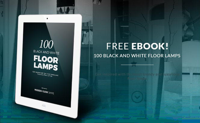 100 Black and White Floor Lamps NEW & FREE EBOOK floor lamps 100 Black and White Floor Lamps: NEW & FREE EBOOK 100 Black and White Floor Lamps NEW FREE EBOOK