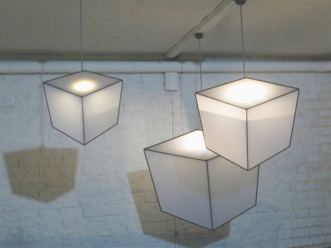 3D lighting design creates an incredible optical illusion (3) lighting design 3D lighting design creates an incredible optical illusion 3D lighting design creates an incredible optical illusion 3