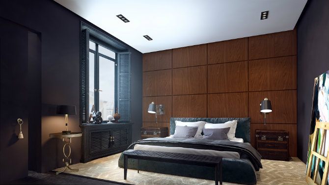 Mid-century modern apartment with great lighting design pieces (3) modern apartment Mid-century modern apartment with great lighting design pieces Mid century modern apartment with great lighting design pieces 3