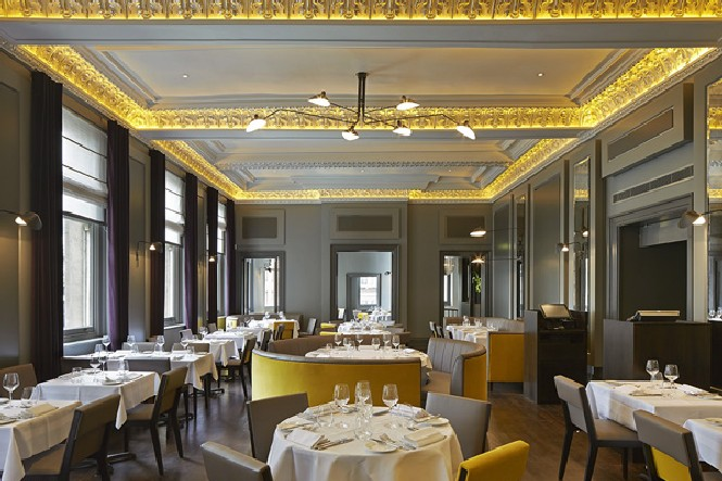 Inspiring Restaurant Designs Christopher's in Covent Garden (2) restaurant design Restaurant Designs With Great Lighting: Christopher's London Inspiring Restaurant Designs Christopher   s in Covent Garden 3