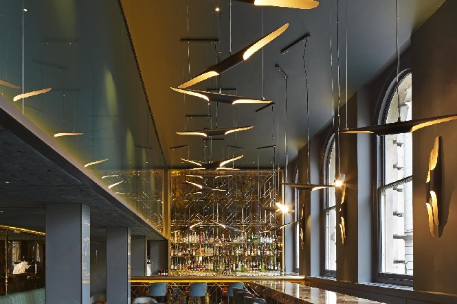 Inspiring Restaurant Designs Christopher's in Covent Garden restaurant design Restaurant Designs With Great Lighting: Christopher's London Inspiring Restaurant Designs Christopher   s in Covent Garden 4