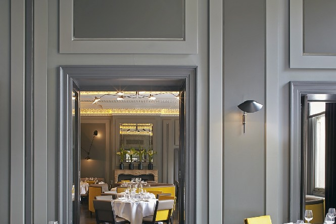 Inspiring Restaurant Designs Christopher's in Covent Garden restaurant design Restaurant Designs With Great Lighting: Christopher's London Inspiring Restaurant Designs Christopher   s in Covent Garden 5