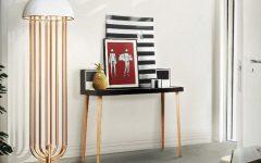 Turner modern floor lamp from DelightFULL