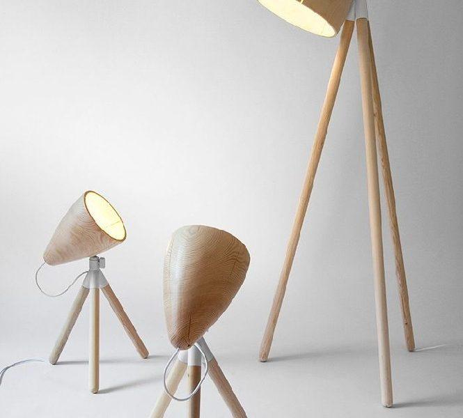Tripod Mid-century Lamps