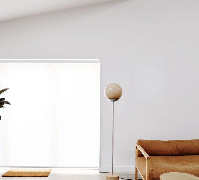 Douglas Bec's Floor Lamp