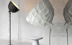 Diesel Foscarini rock down floor lamp