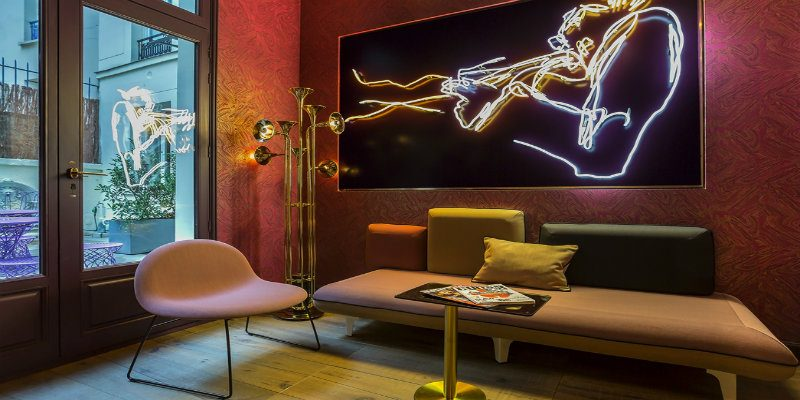 5 floor lamps you will find in Maison et Objet Pariscoltrane by delightfull