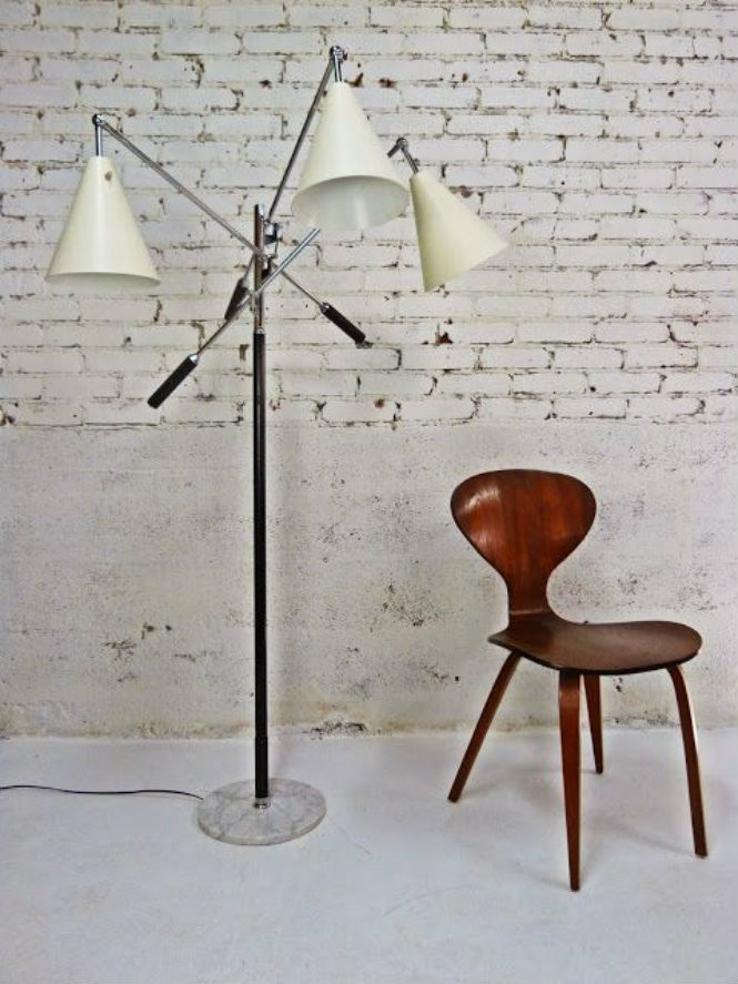 Iconic Mid-Century Moderr Lamps that we won't forget treinnalle sarfatti