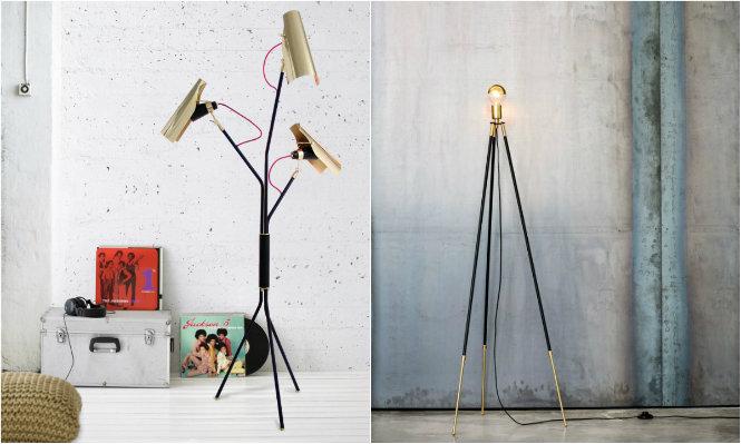 Mid-century Modern Floor Lamps BY TRENDZINE floor lamps Mid-century Modern Floor Lamps BY TRENDZINE Mid century Modern Floor Lamps BY TRENDZINE 1