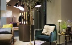 Sinatra Black Floor Lamps by DelightFULL