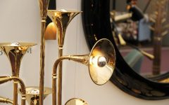 Botti Music-inspired Floor Lamp