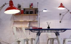 Learn How to Use Modern Floor Lamps with Modern Dining Tables (3)