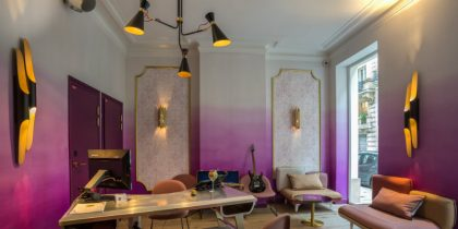 featured Idol Hotel a mid-century modern paradise
