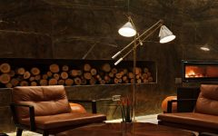 Stunning Interior Designs Using Floor Lamps