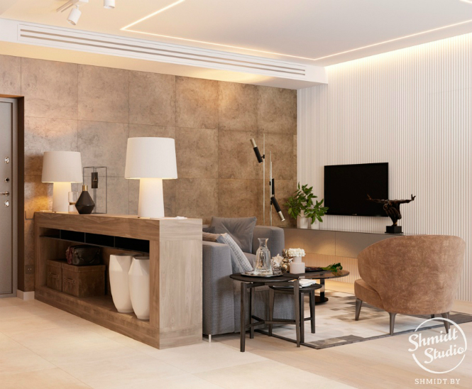 Inspiring Project by Shmidt Studio featuring Stunning FloorLamps floor lamps Inspiring Project by Shmidt Studio featuring Stunning Floor Lamps 04 shmidt studio design project minsk 002