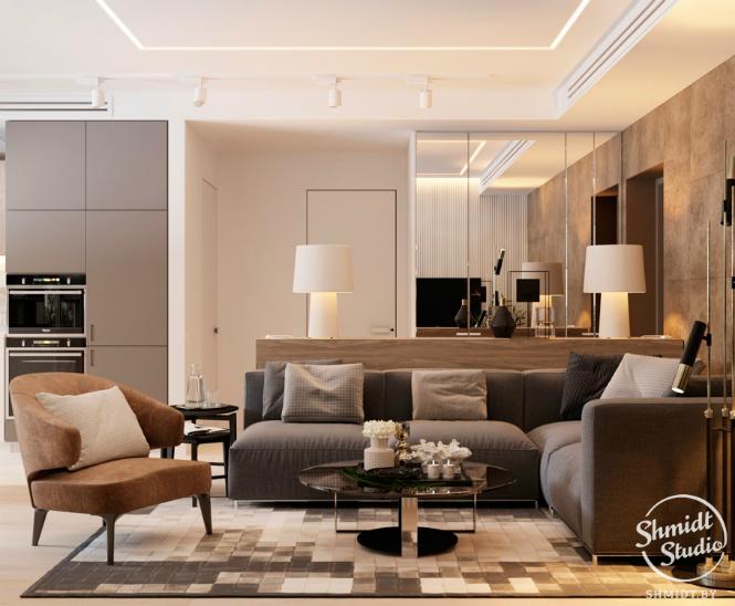 Inspiring Project by Shmidt Studio featuring Stunning FloorLamps floor lamps Inspiring Project by Shmidt Studio featuring Stunning Floor Lamps 43 shmidt studio design project minsk 002