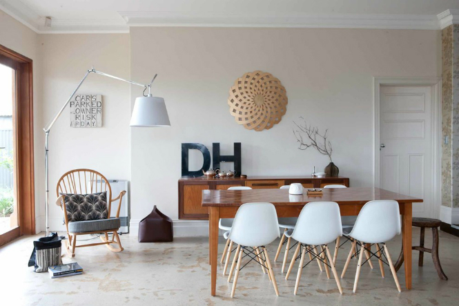 8 Chic Modern Floor Lamps to Surprise your Family this  : Yacht staging before dining room midcentury with one small room twiggy floor lamp wooden dining table 4 from modernfloorlamps.net size 665 x 443 jpeg 211kB