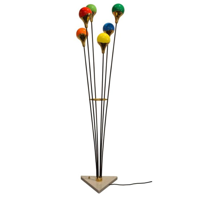 Modern Floor Lamps with Marble you Should Get Right Now modern floor lamps Modern Floor Lamps with Marble Details you Should Get Right Now alberello