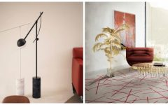 Modern Floor Lamps with Marble you Should Get Right Now