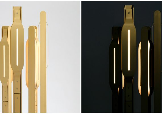 Floor Lamps Inspiration: Allumette Floor Light by Knauf and Brown